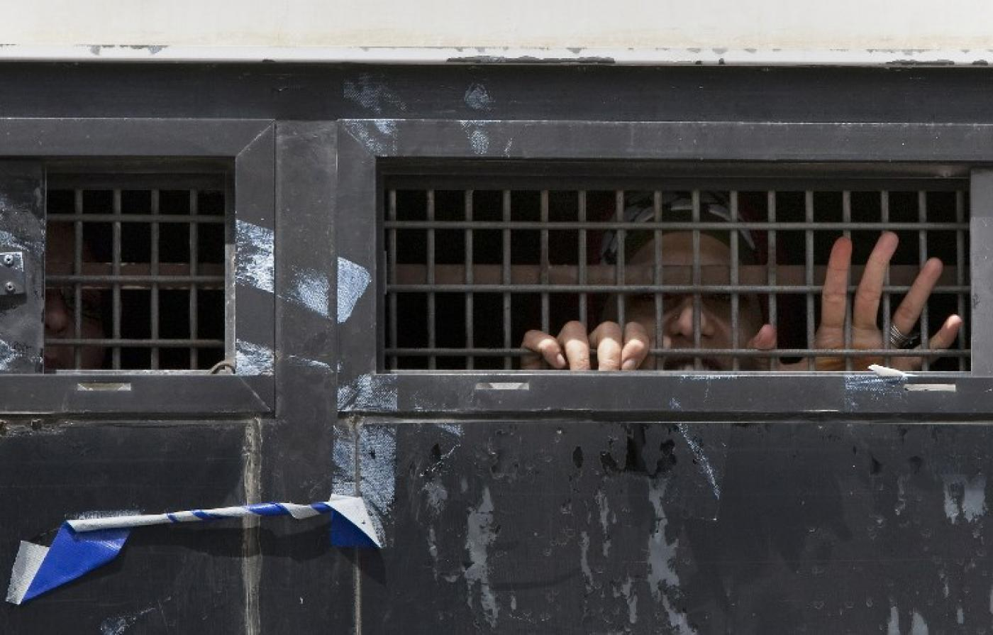 Israel's prison excursion: A journey of unspeakable misery   Middle