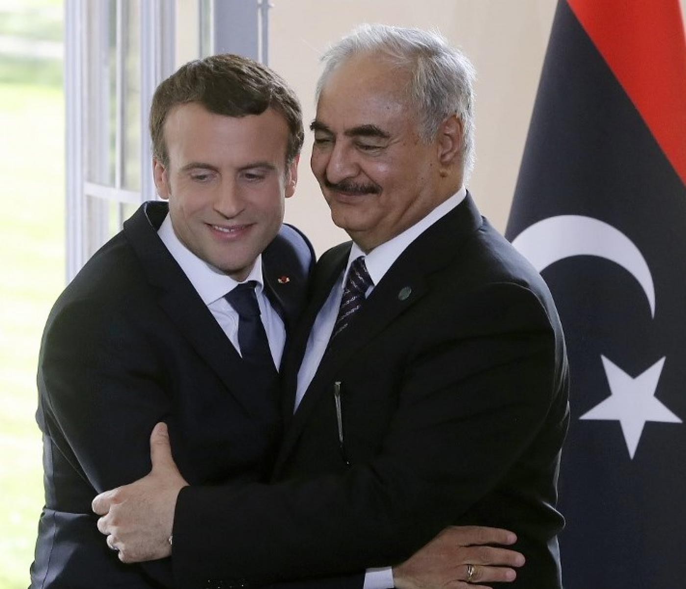 Libya conflict: Is France an honest broker? | Middle East Eye