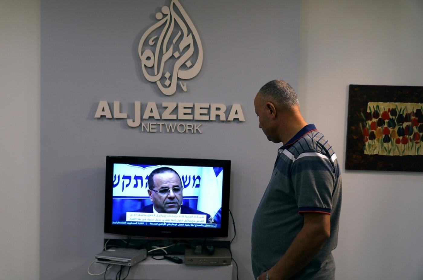 Sudanese security orders offices of Qatar-based Al Jazeera TV closed