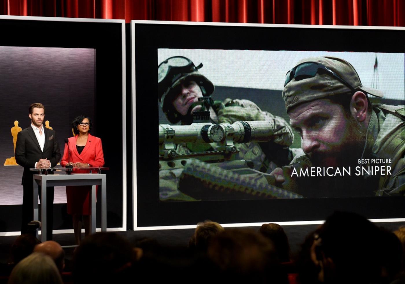 American Sniper mirrors the war on terror propaganda