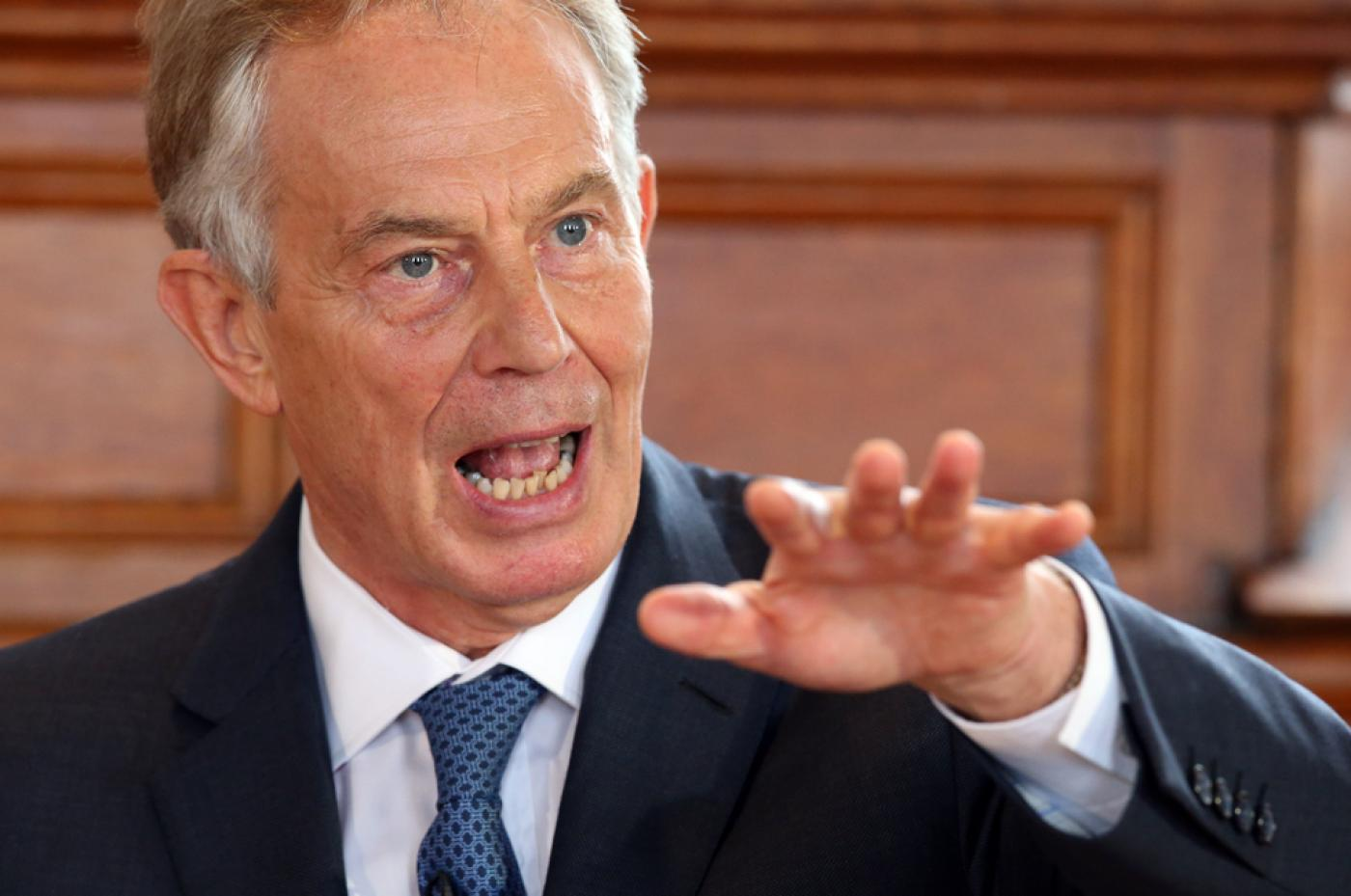 Tony Blair: Let's work with Russia against 'radical Islam' | Middle