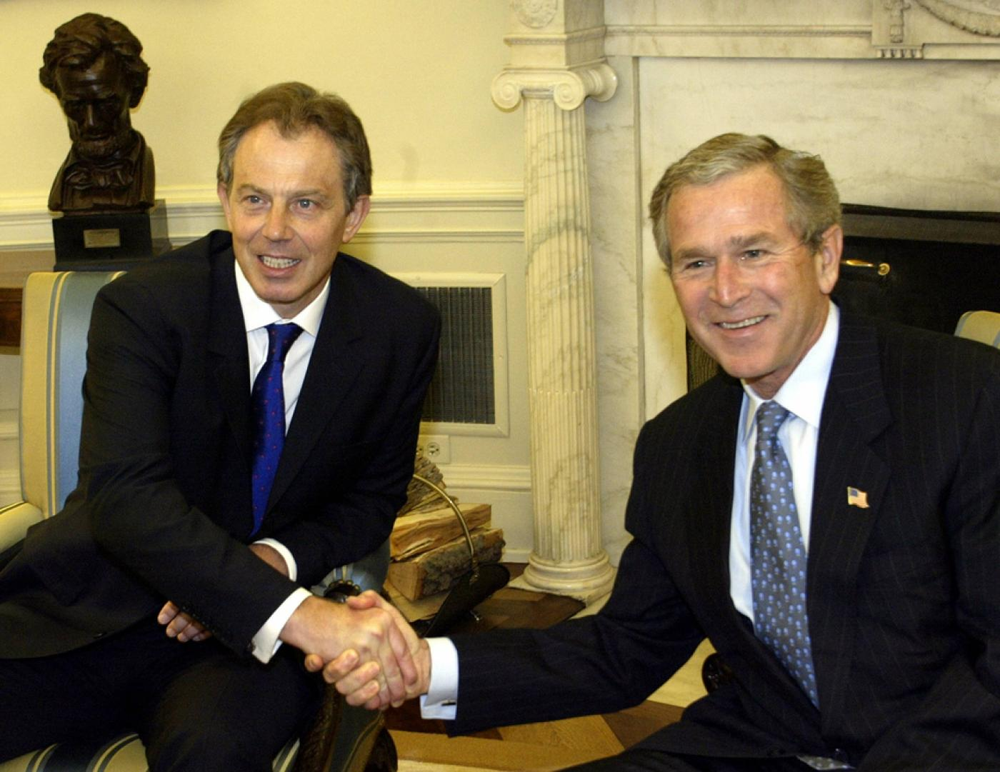 Tony Blair And George Bush Created Islamic State Middle East Eye