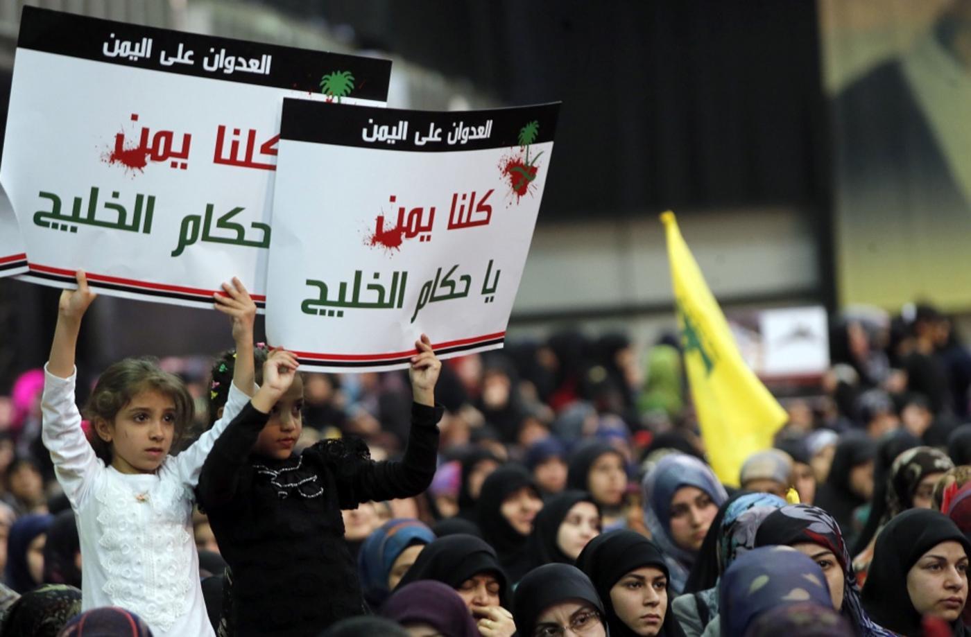 Fighting words: Lebanon and the Yemen crisis | Middle East Eye