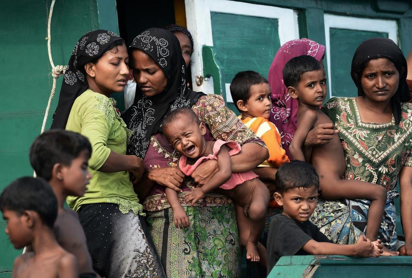 Beyond the Middle East: The Rohingya genocide | Middle East Eye