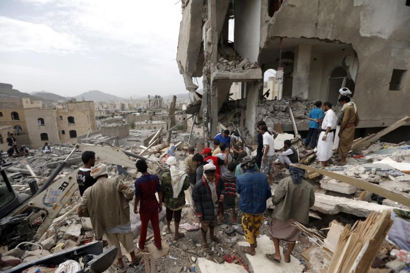 Yemen needs united nations, not the United Nations   Middle East Eye