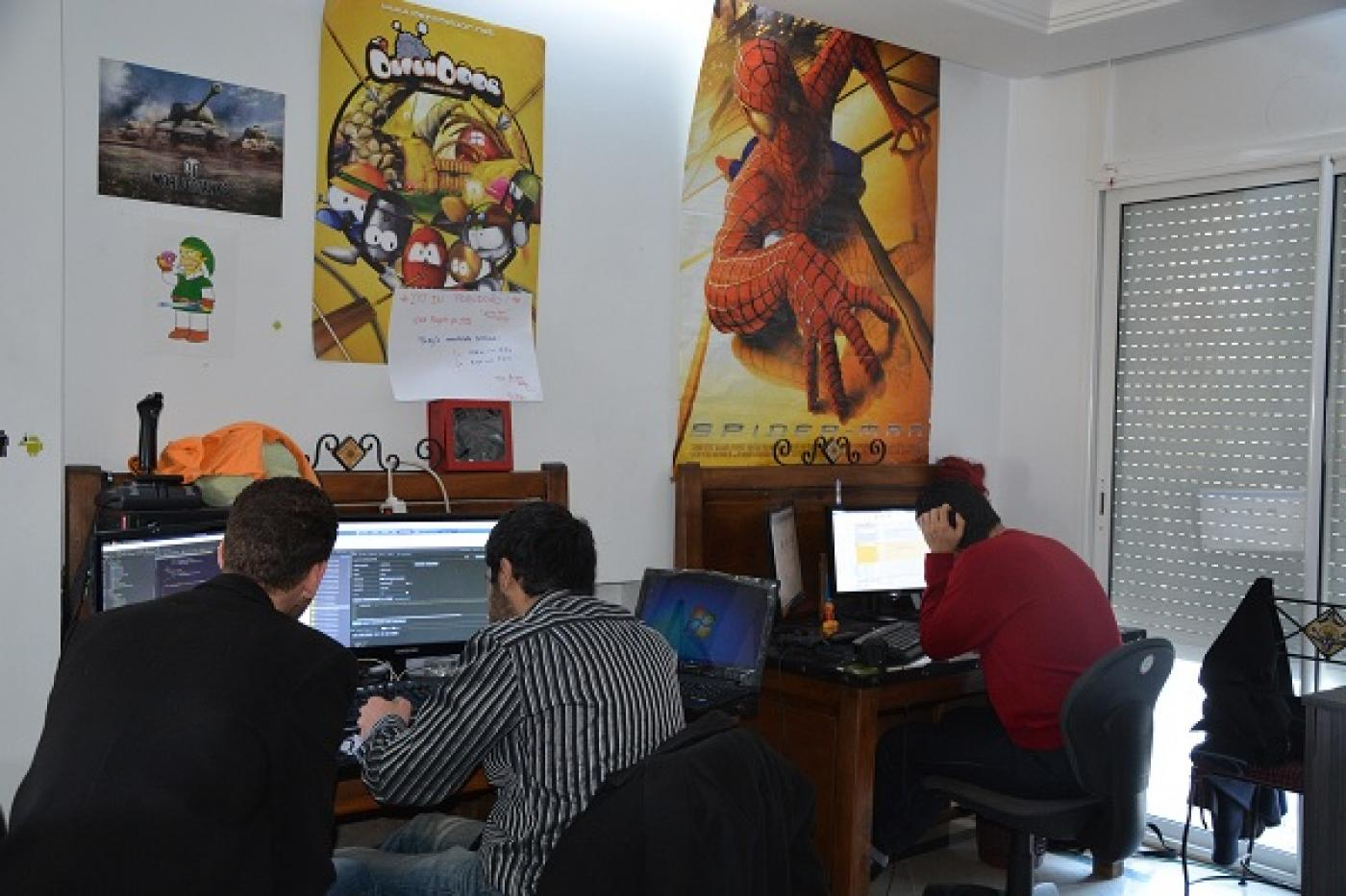Game developer determined to put Tunisia on the map | Middle ... on internet map, technology map, photoshop map, us time map, wii map, contact us map,