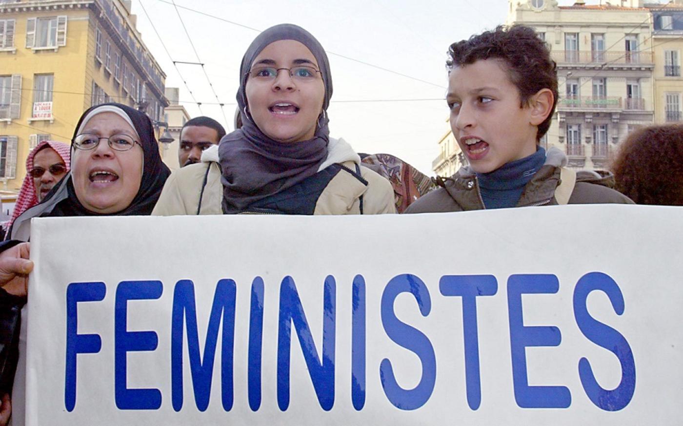 Datant comme une féministe