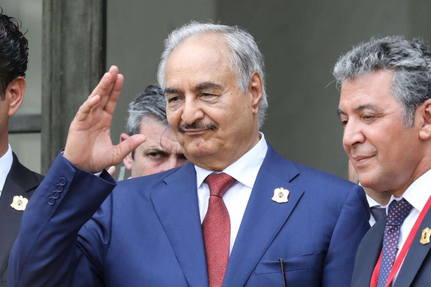 World powers in Berlin to seek elusive Libya peace