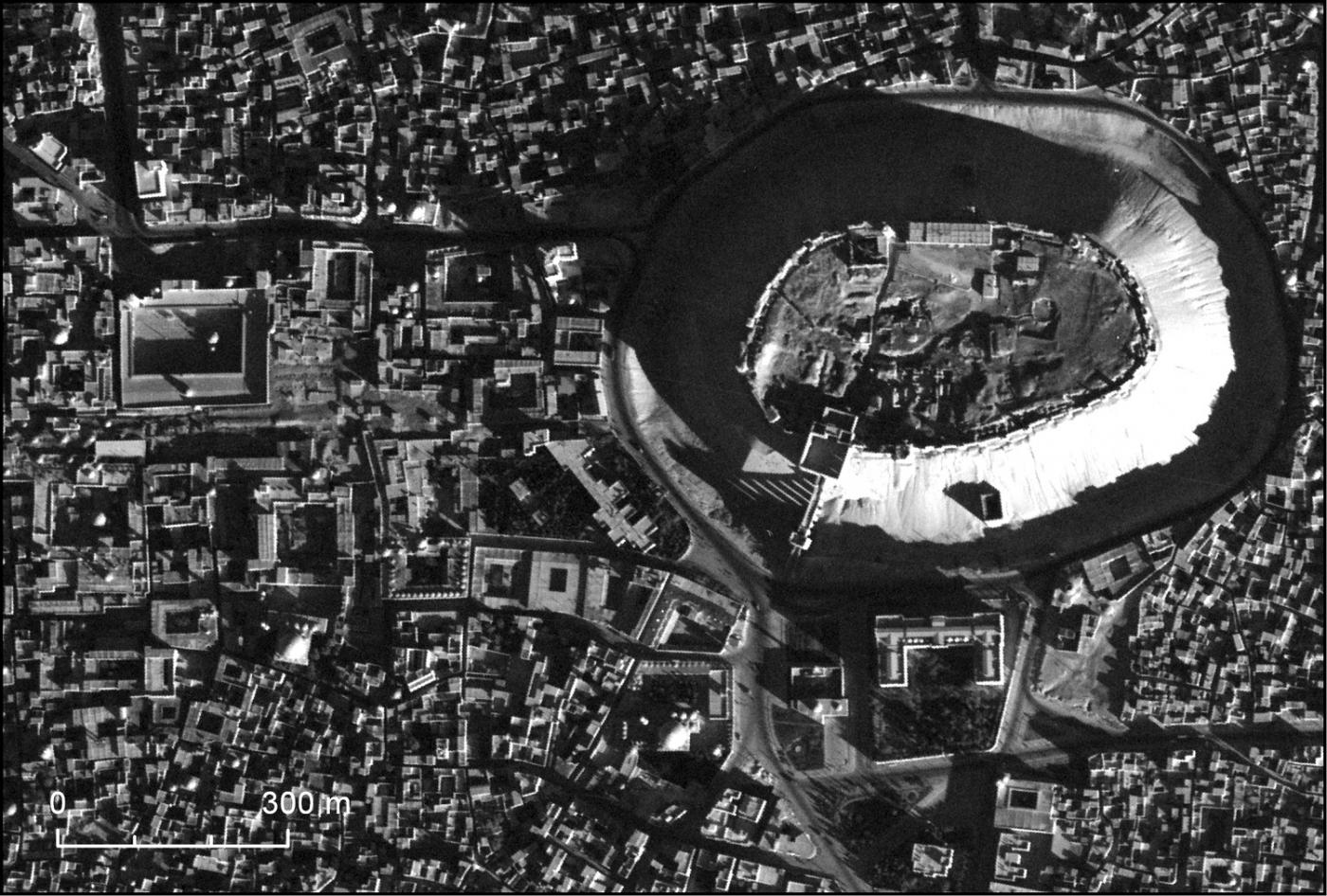Cold War and ancient cities: How US spy planes revealed the