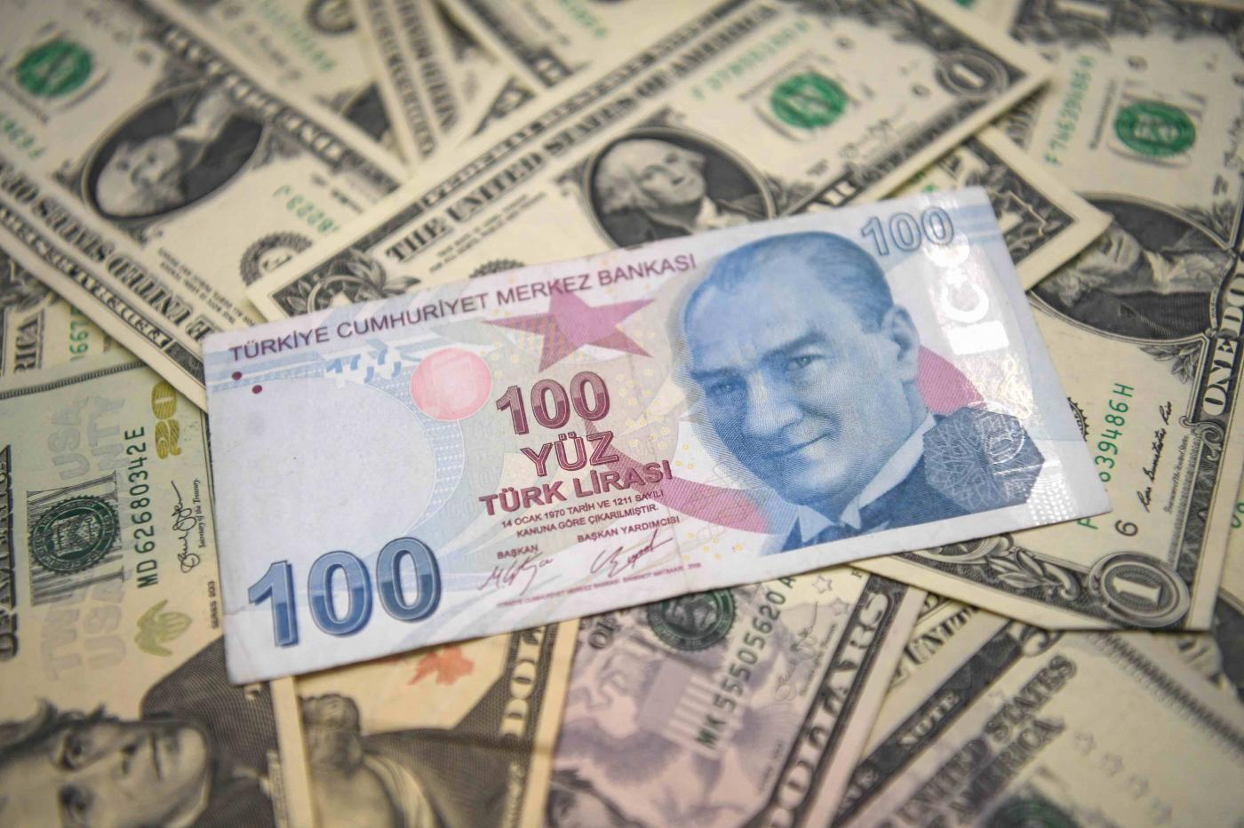Turkish lira hits another historic low amid pandemic