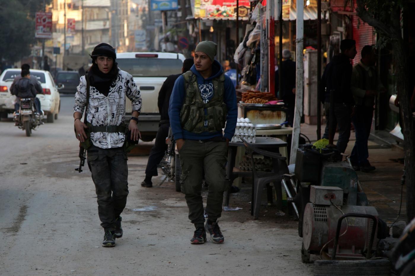 Syria: Inter-rebel fighting in Afrin kills a child