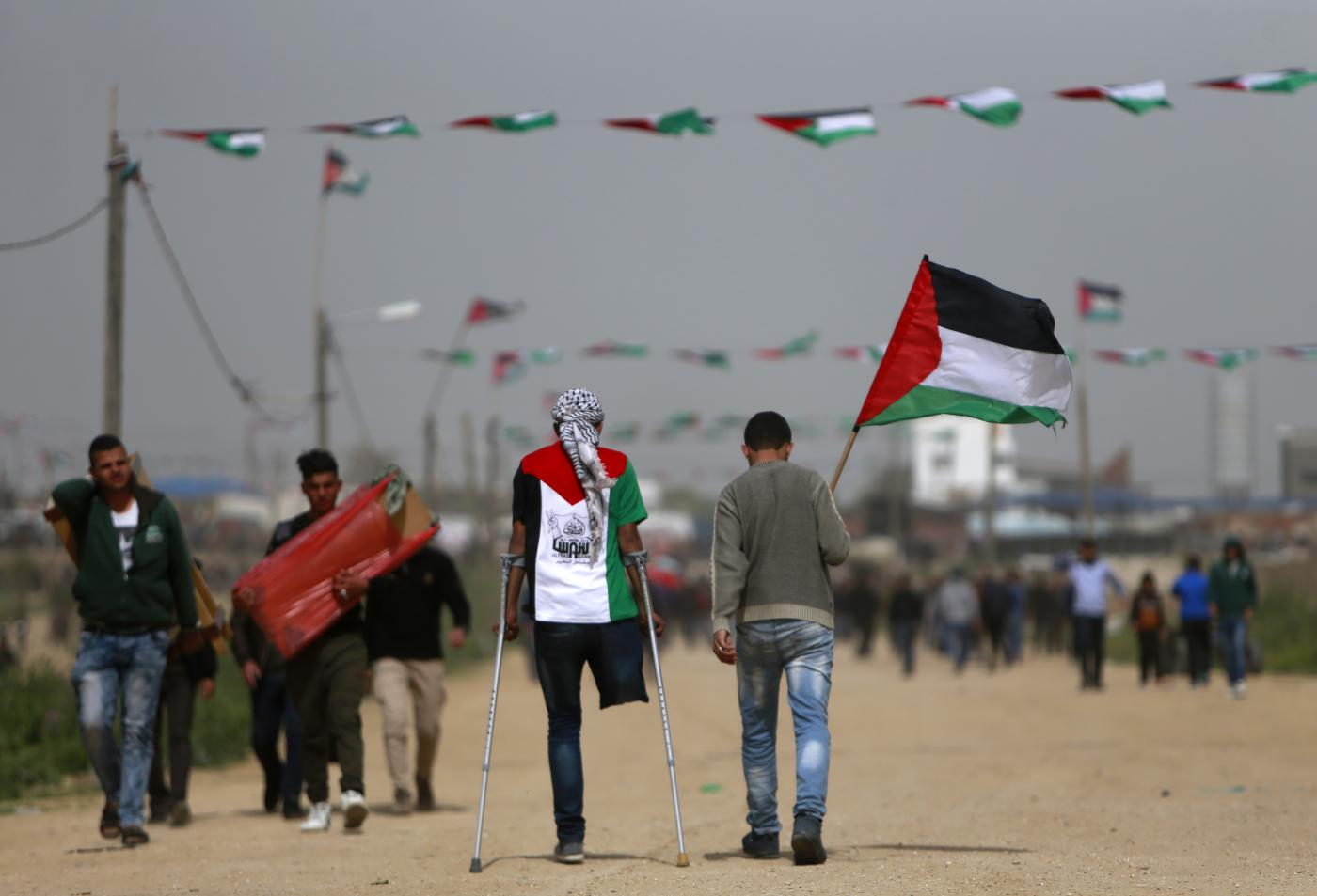 Israeli blockade of Gaza severely hindering lives of disabled people, says report