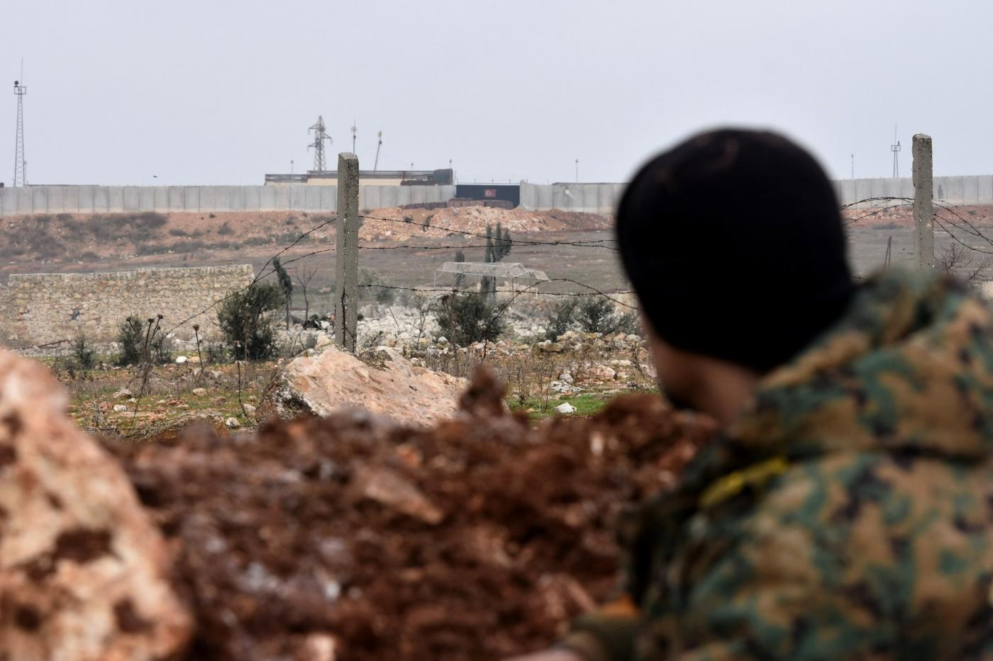 EXCLUSIVE: Turkey to abandon some observation stations in Syria's Idlib