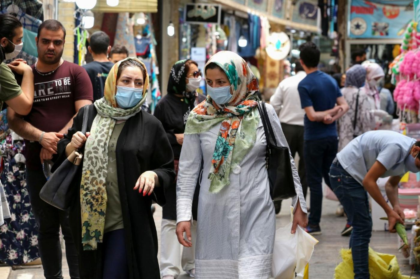 Iran Reports Surge In Daily Coronavirus Cases