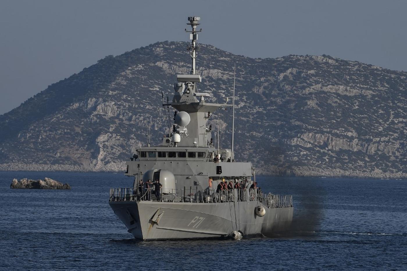 Turkey, Greece start talks to reduce risk of conflict