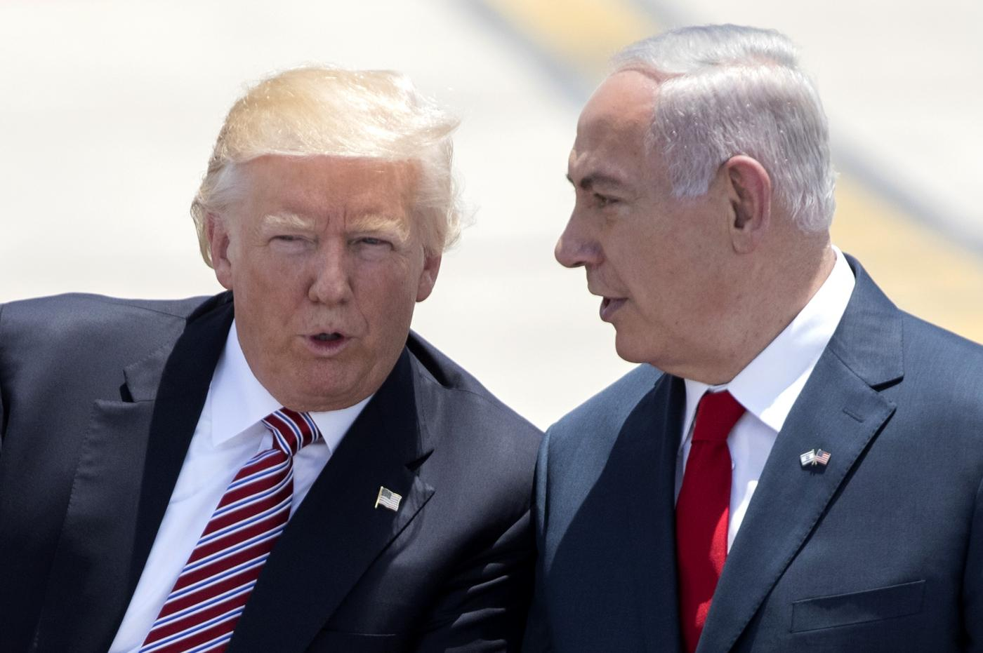 Trump's Golan Heights decision: Endorsing illegal annexation