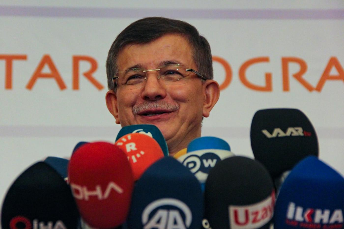 Ex-Turkish Premier Ahmet Davutoglu quits ruling AK Party