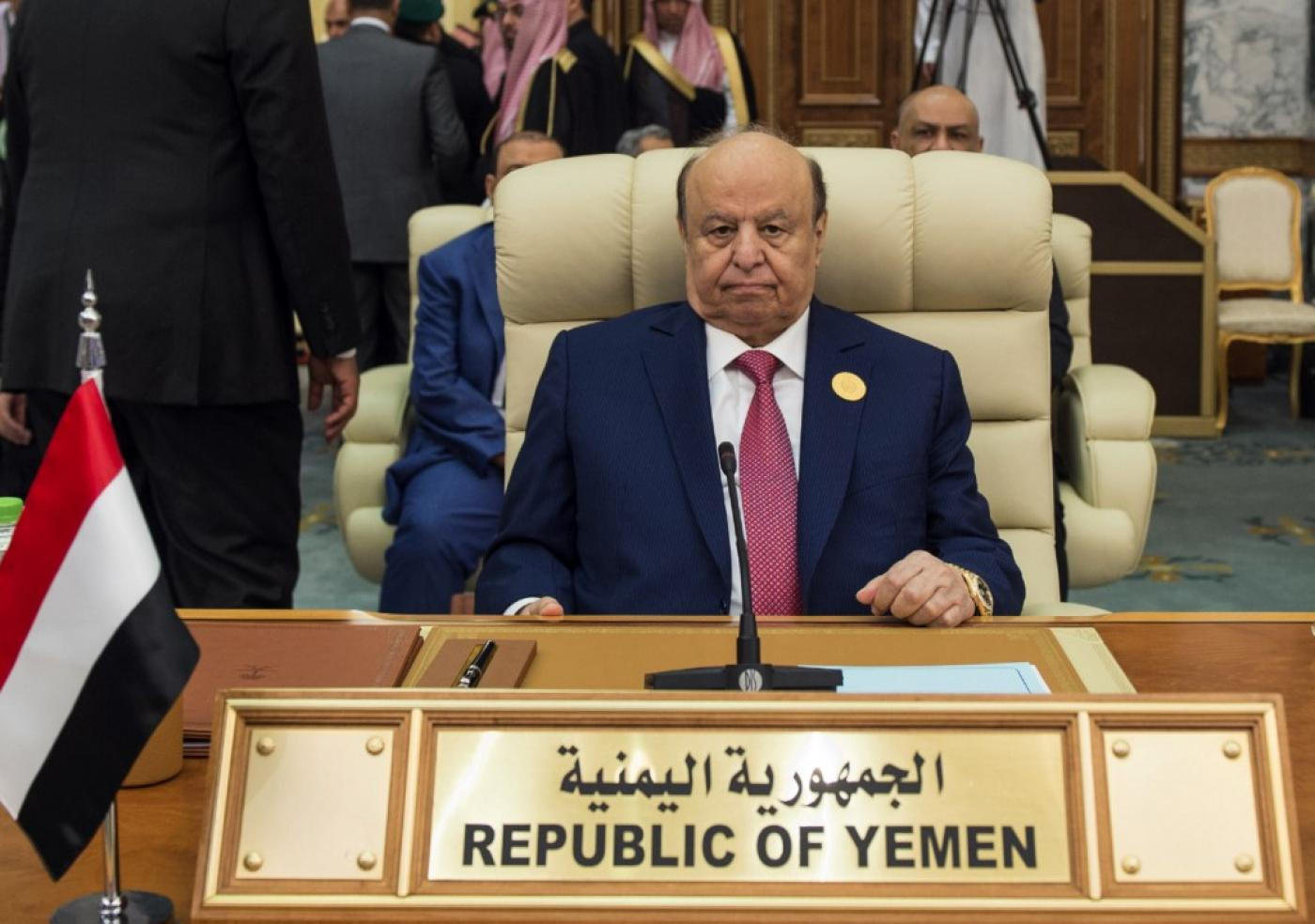 Saudi puppet': Yemenis question their president's legitimacy ...