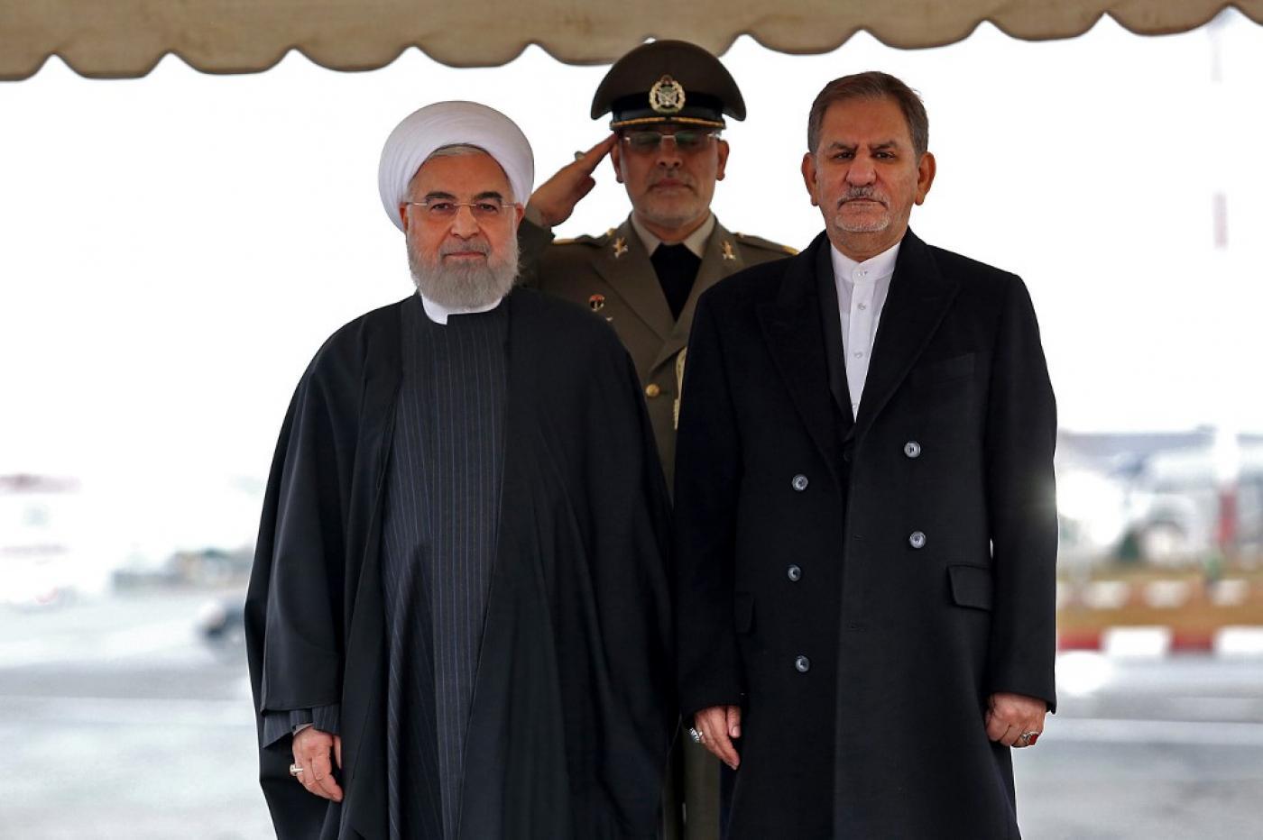Iran Vice President, 2 Ministers Have Coronavirus