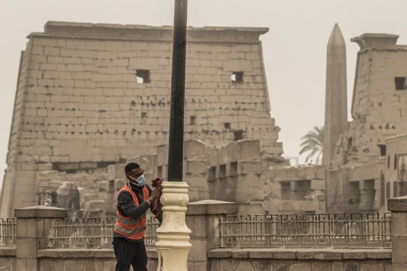 Egypt Closes School After Contact Between Parent And Coronavirus Infected Tourist Middle East Eye