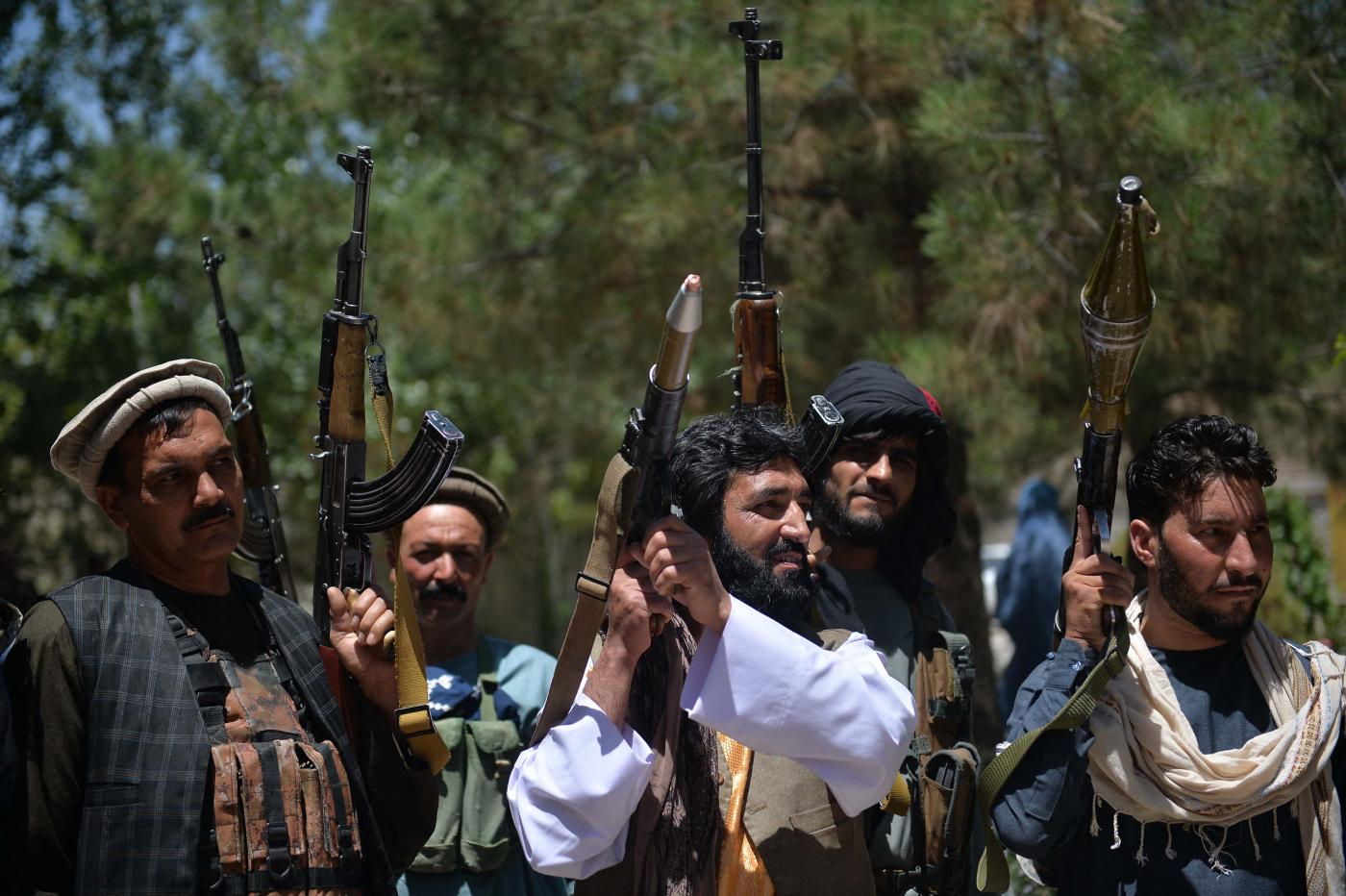 Europe a fearful bystander as Taliban sweeps through Afghanistan
