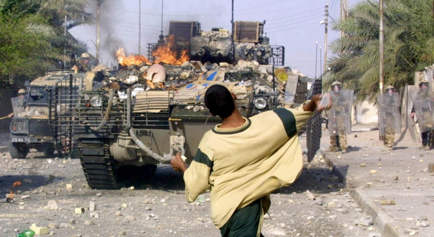 Former soldiers angered by UK plans for Iraq war crimes 'amnesty'