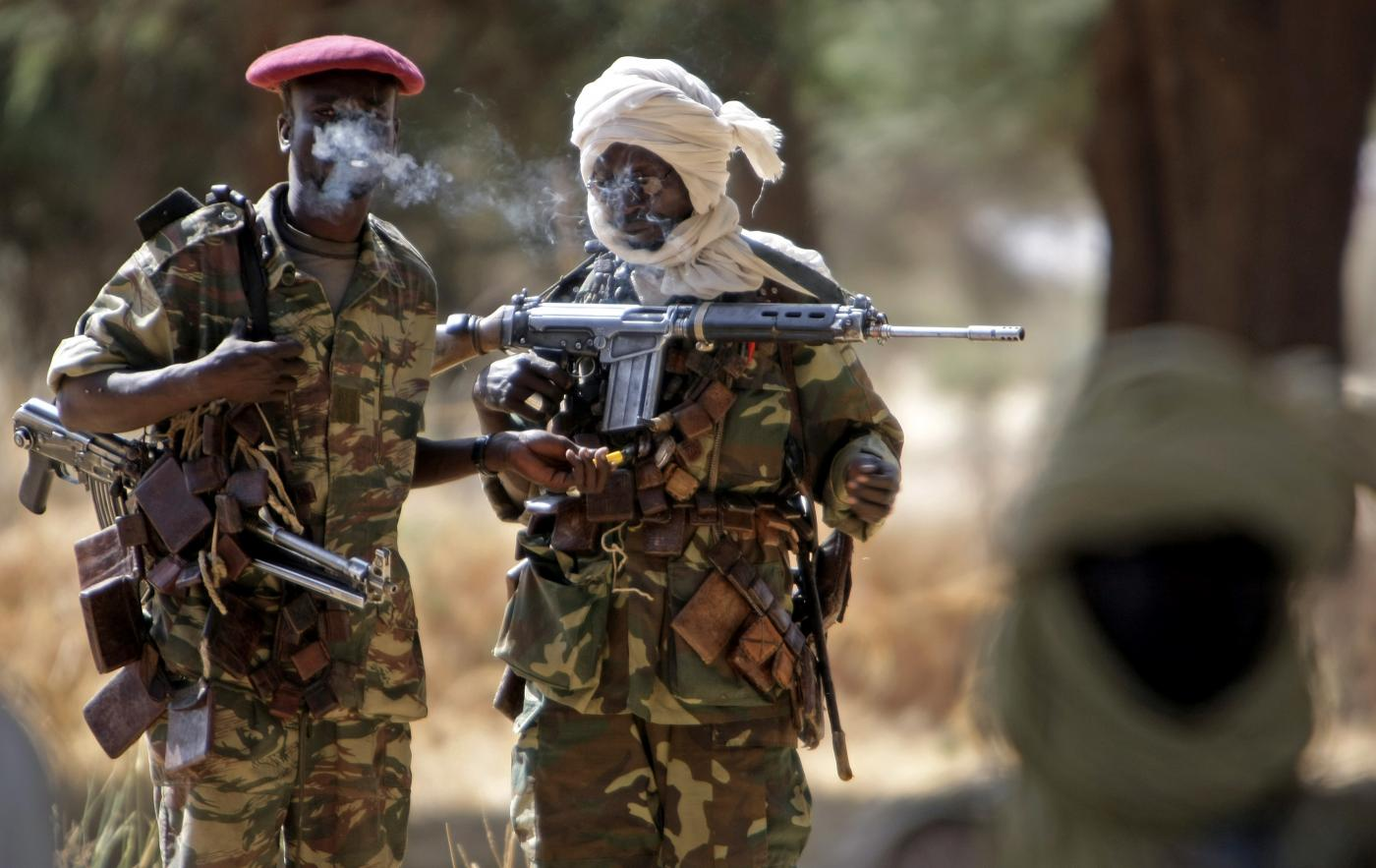 Sudan signs peace deal with rebel groups from Darfur