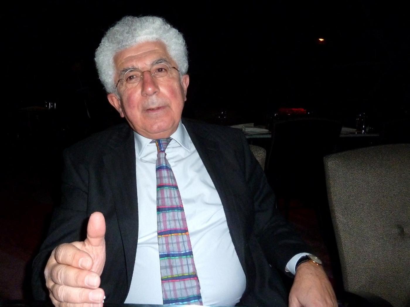 Avi Shlaim slams UK government over 'shameful legacy' of support for Israel