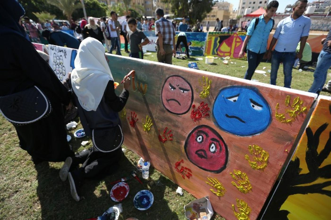 What Palestinians experience goes beyond the PTSD label