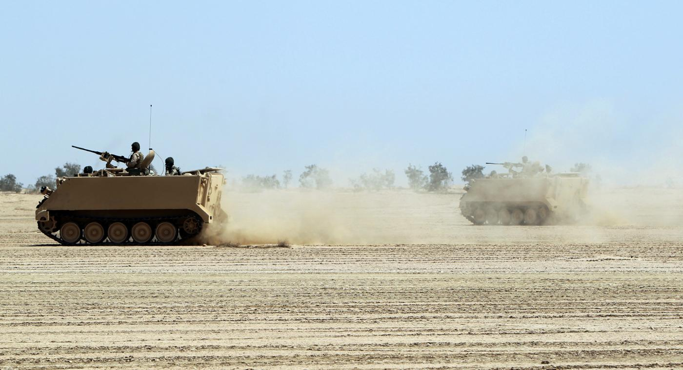 Rockets Hit Military Base Hosting UK Personnel In Iraq