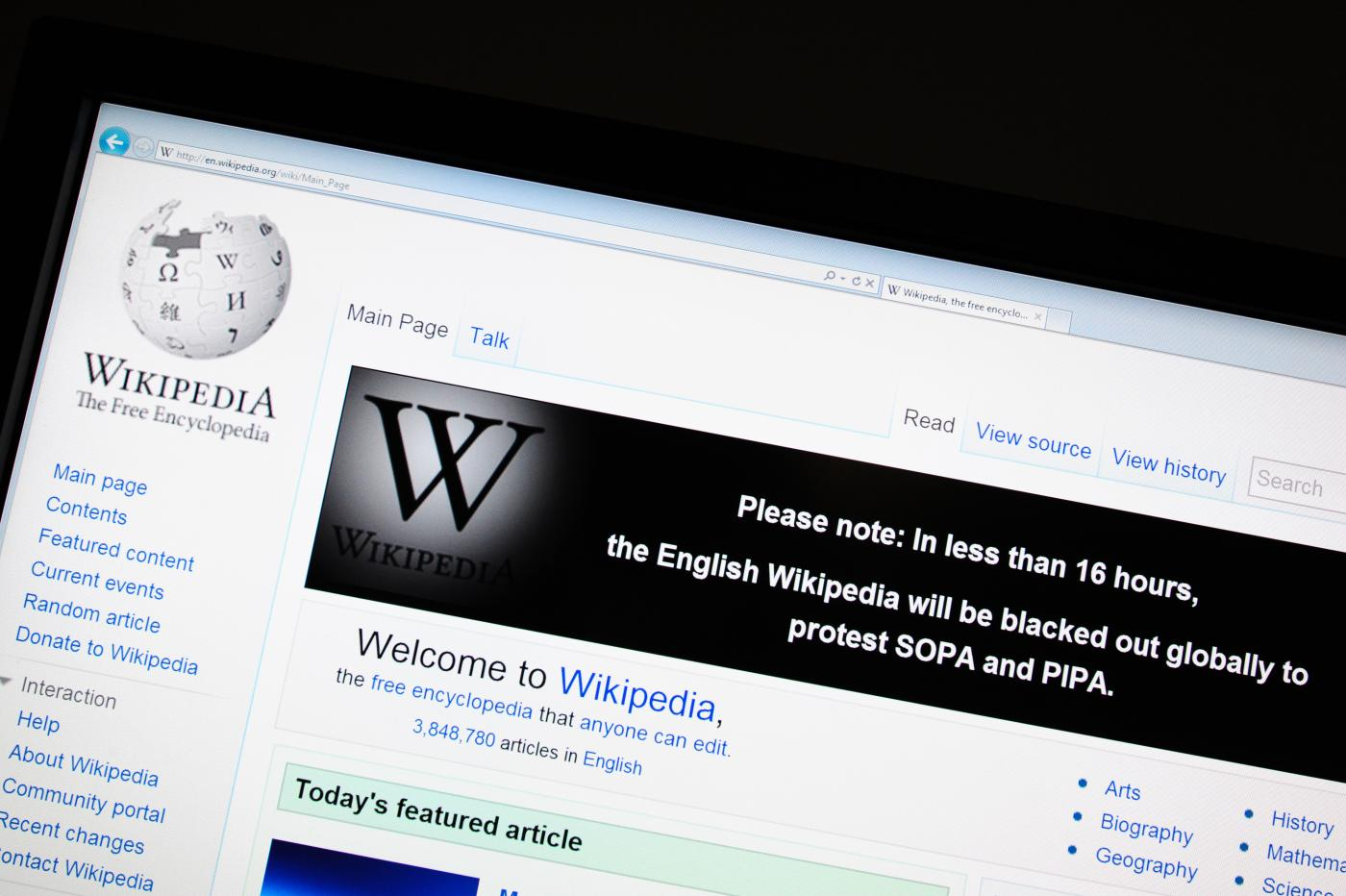 Turkey sued at European human rights court over Wikipedia