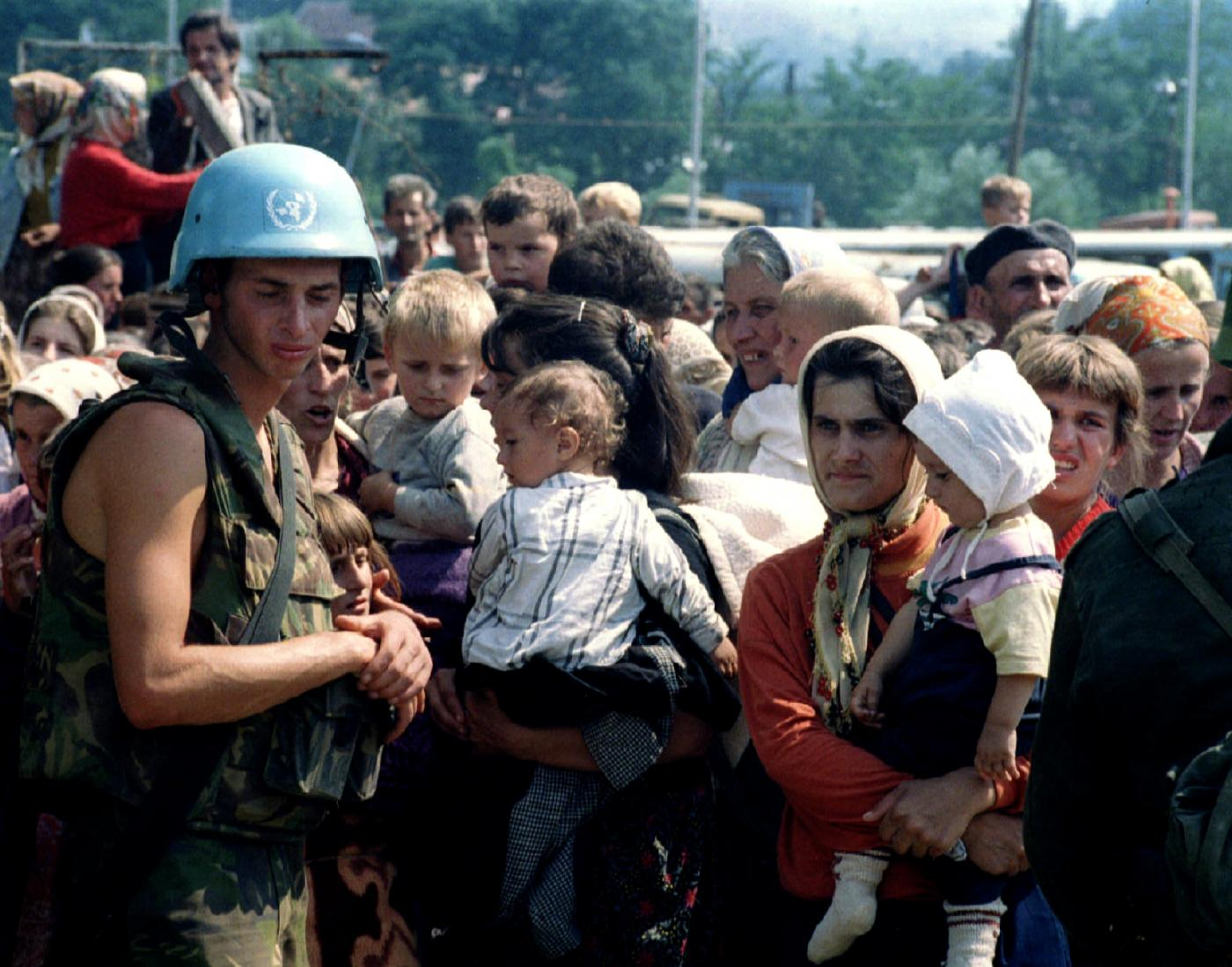 UK sought to exclude Muslim nations from conference on Srebrenica response