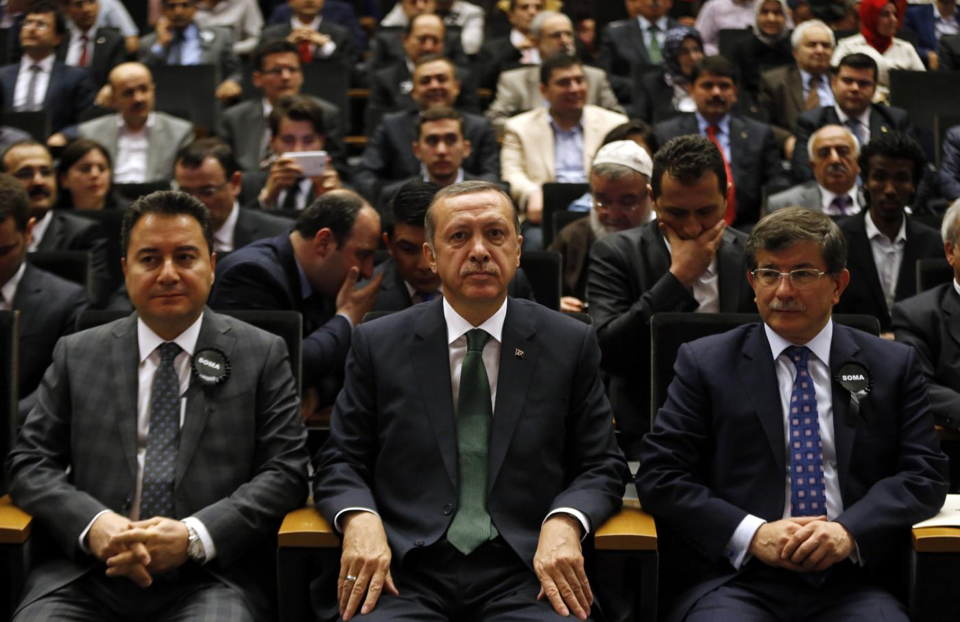 All the president's men: How AKP heavyweights are plotting to