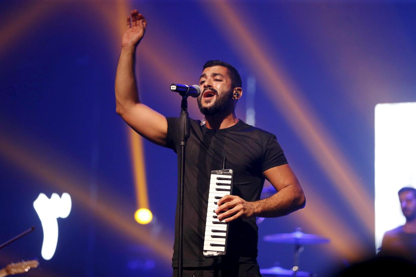 Mashrou' Leila blasphemy row: Byblos show cancelled over