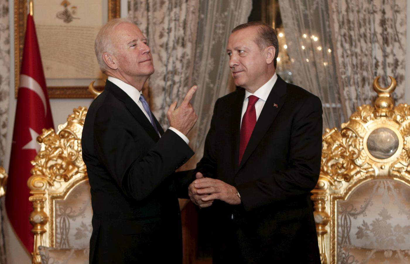 Biden cold shoulders Erdogan as request for call left unanswered