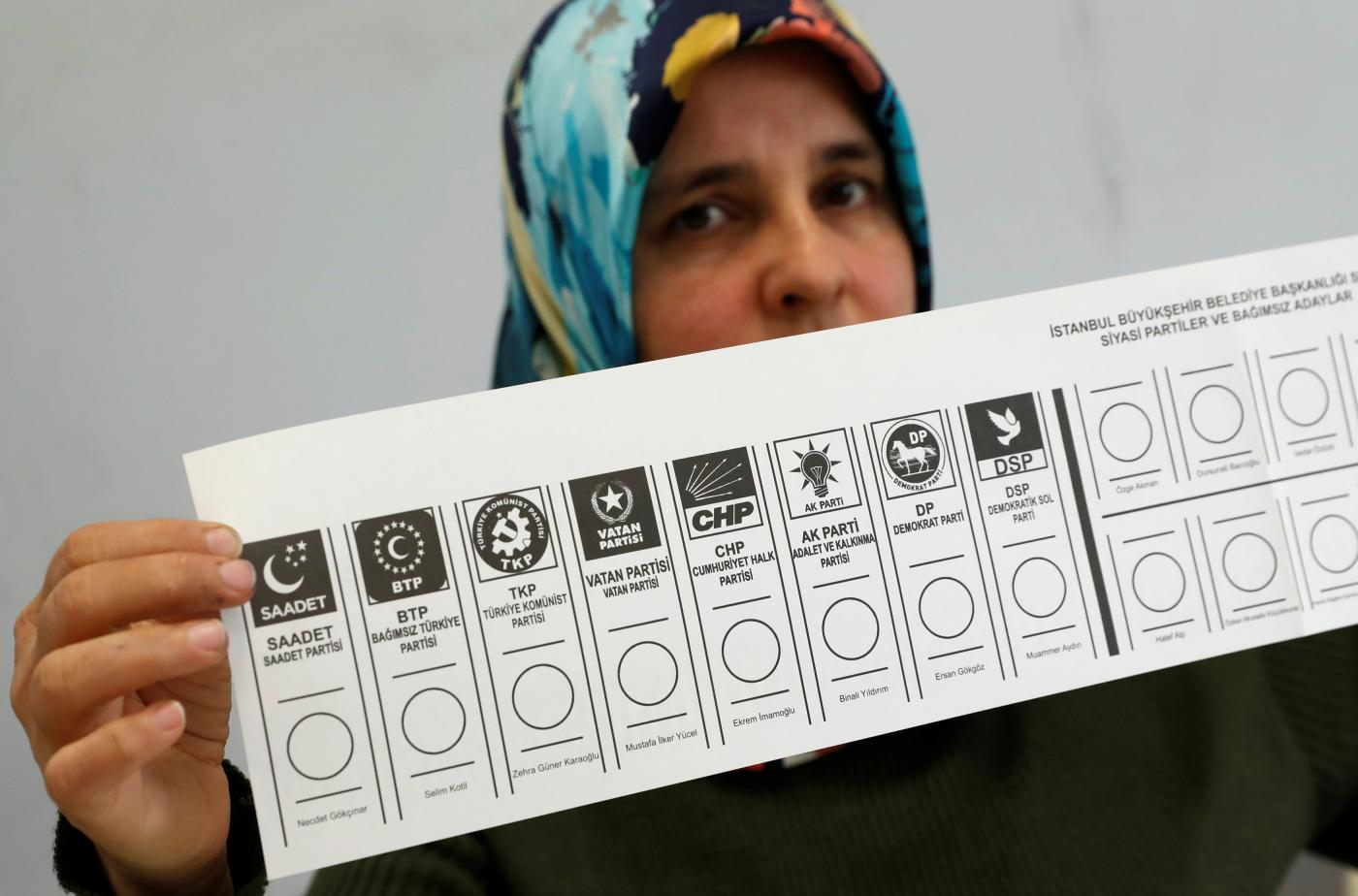 Erdogan Loses Turkey's Capital in Mayoral Elections