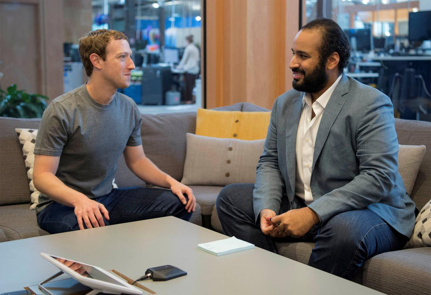 Facebook shuts down influence campaigns linked to Saudi government, UAE, and Egypt