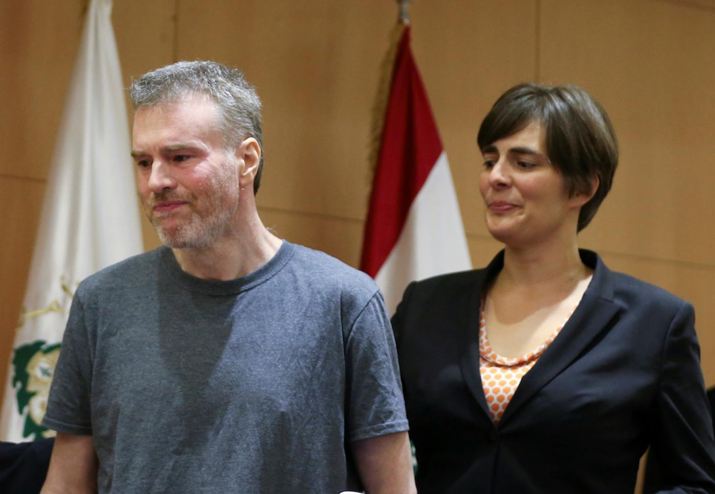 British Columbia Man Detained in Syria Is Freed in Beirut