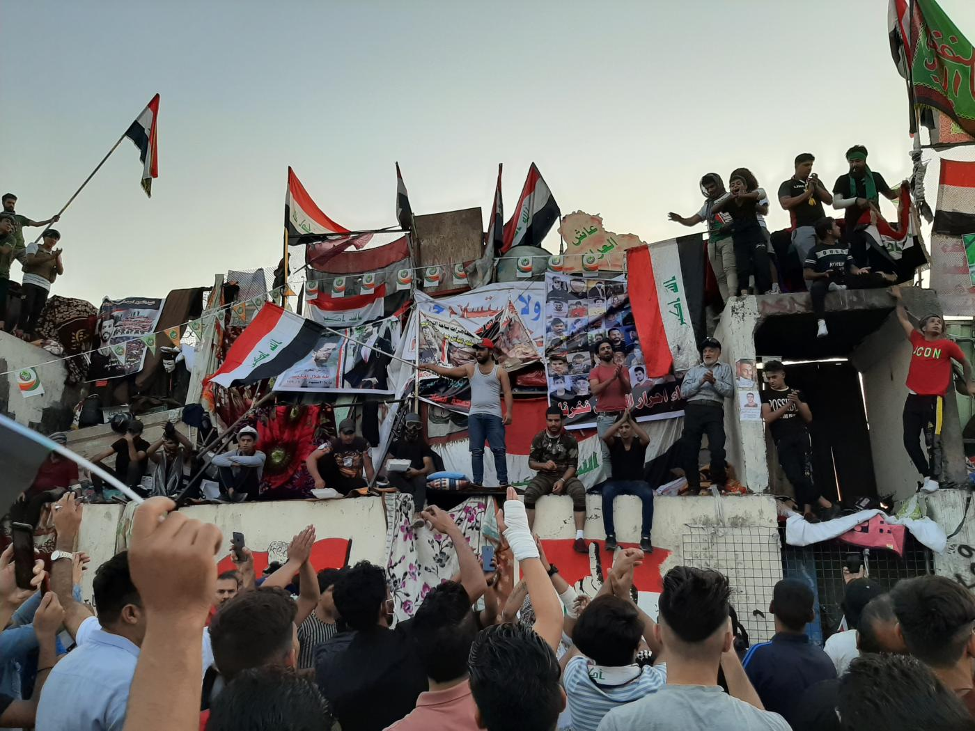 One year on, has Iraq's anti-government protest movement changed the country?