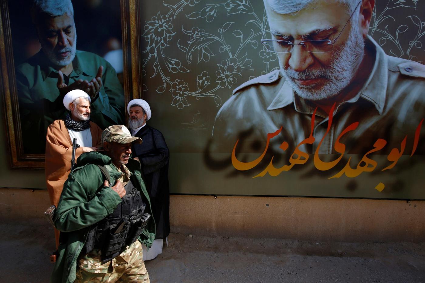 Iran is retreating from the Iraqi political scene 2020-02-11T113912Z_545808218_RC2BYE948TWO_RTRMADP_3_IRAQ-IRAN-MEMORIAL%20%281%29