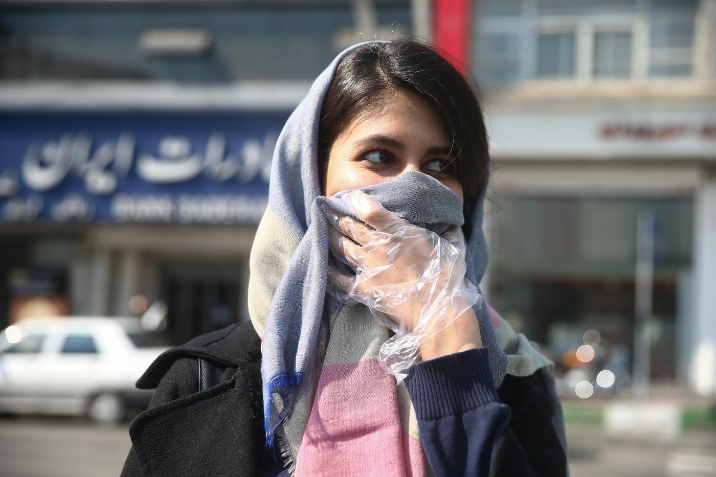 Image result for iran corona virus