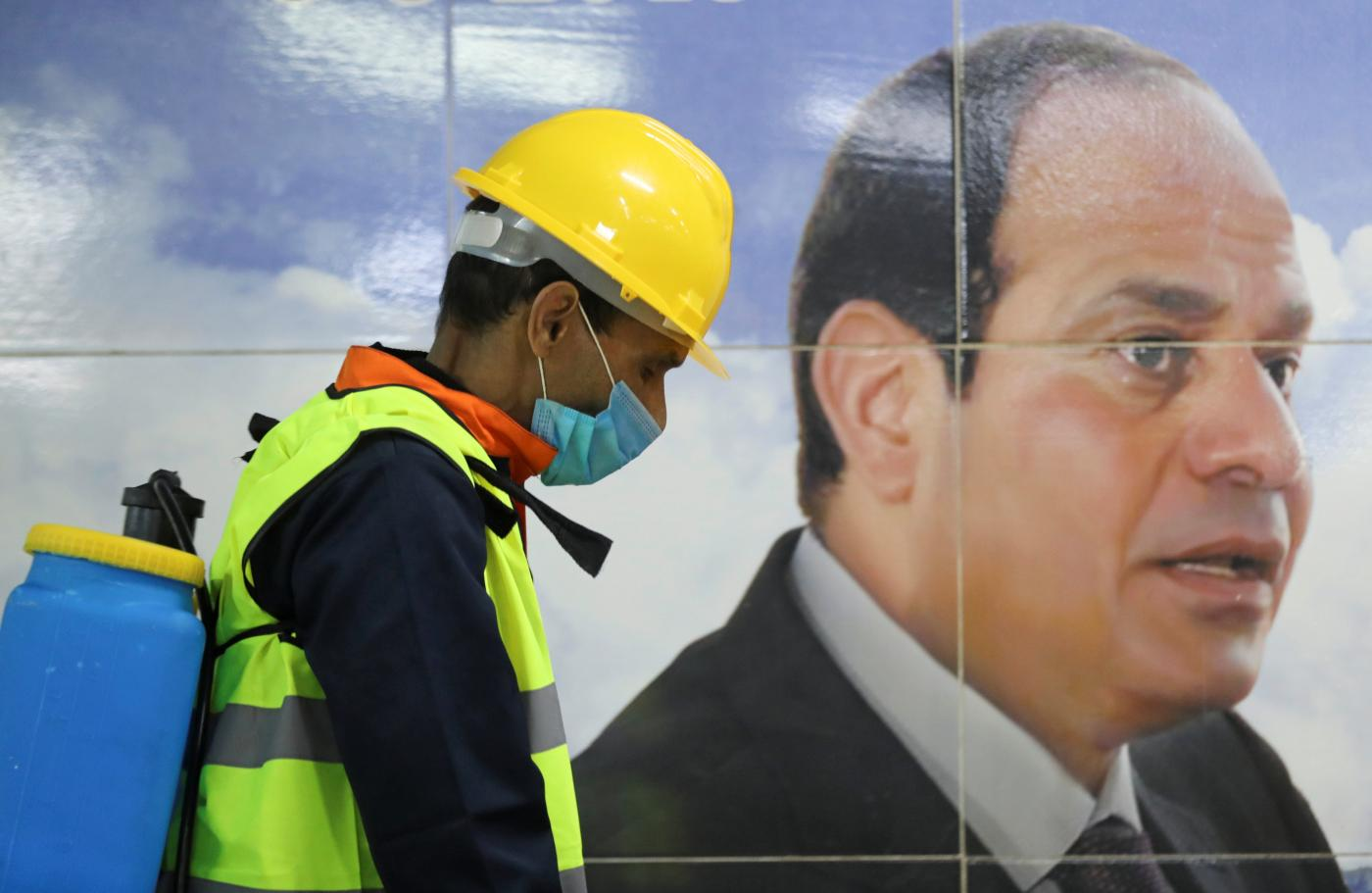 Coronavirus and cover-up: Egypt's two-fronted war