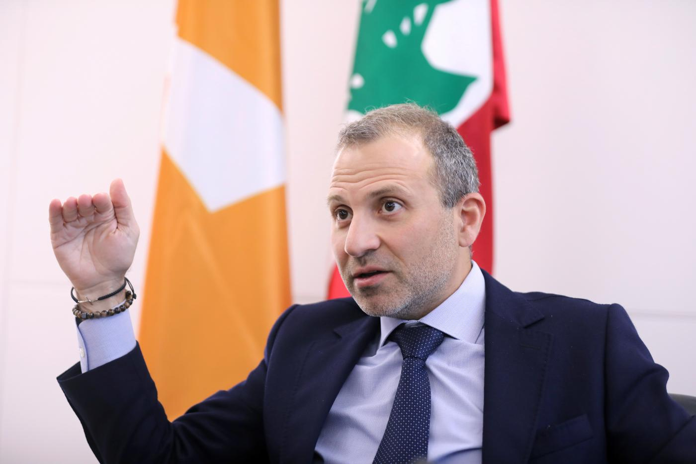 U.S. to sanction leader of Lebanon's Free Patriotic Movement