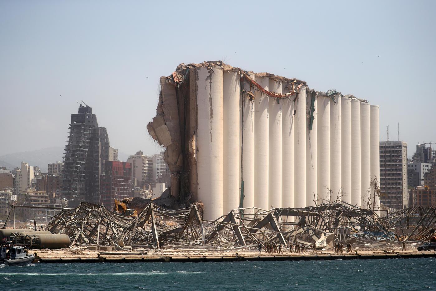 Beirut port blast death toll rises to 190