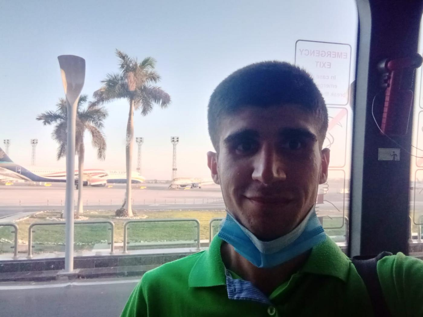 Egypt: Syrian sailor stranded in Suez Canal allowed home after four years | Middle East Eye