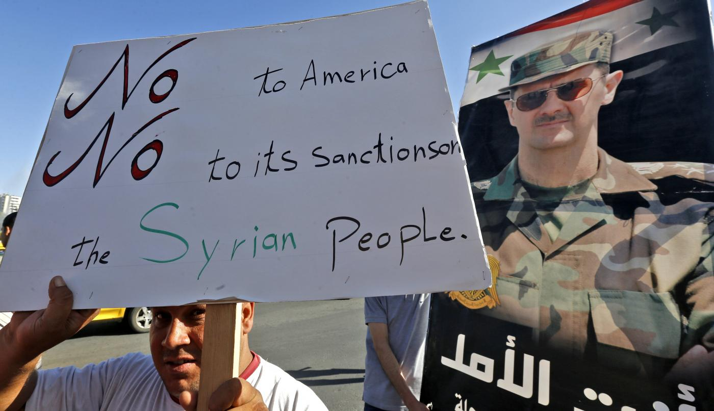 What's the Caesar Act and how will new US sanctions impact Syria ...