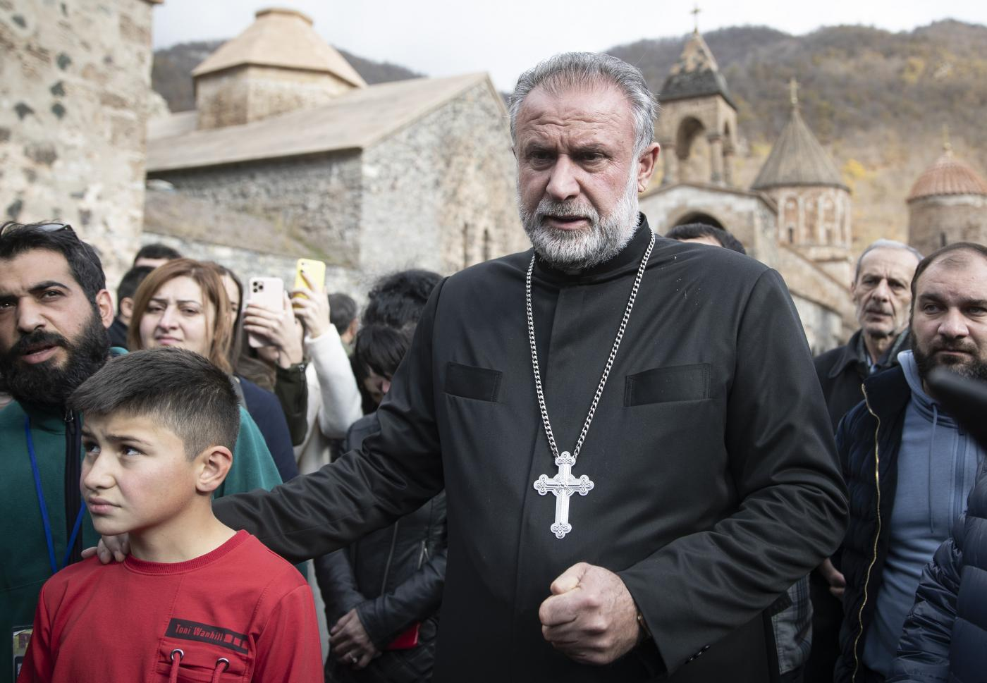 After Bloody War, Armenia's Christians Say Birth of Jesus Christ Gives Them Hope for 'Rebirth of Our Nation and Our Dreams'