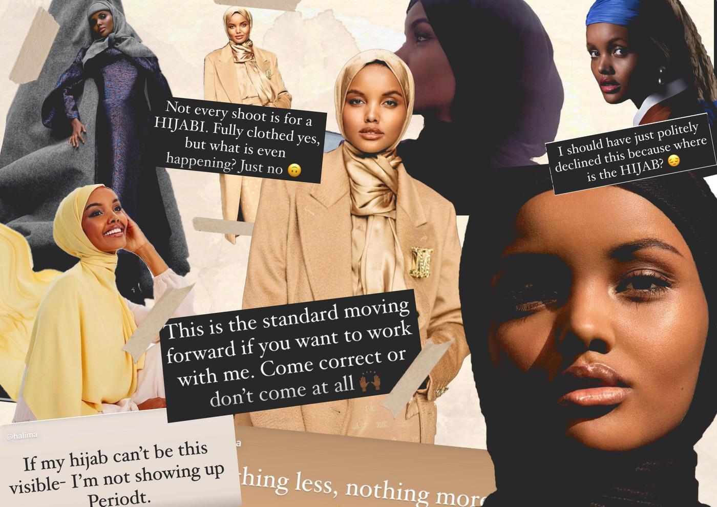 Muslim model Halima Aden quits fashion industry