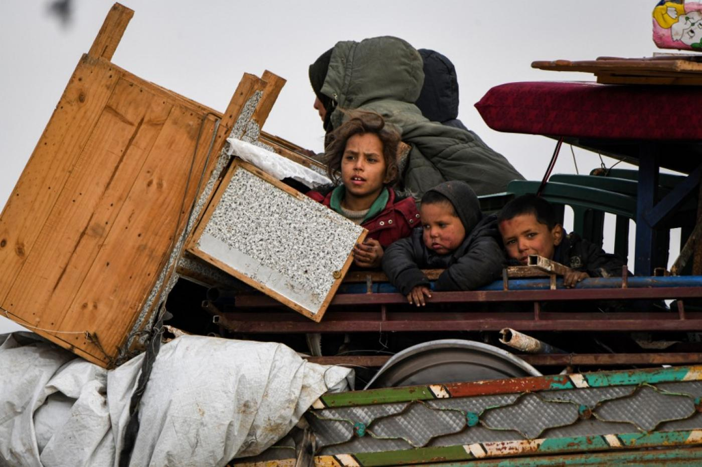 More than 14 million people internally displaced in first half of 2020: Report