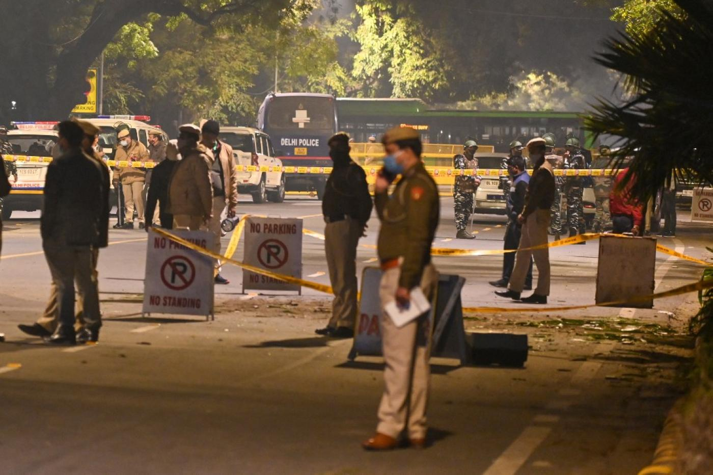 Iran's Quds force played role in blast near Israeli embassy in New Delhi, probe claims